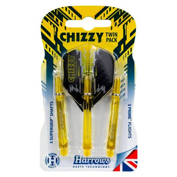 Harrows Twin Pack CHIZZY