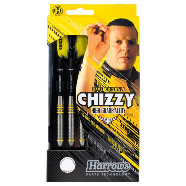 Rzutki Harrows Chizzy Brass Softip